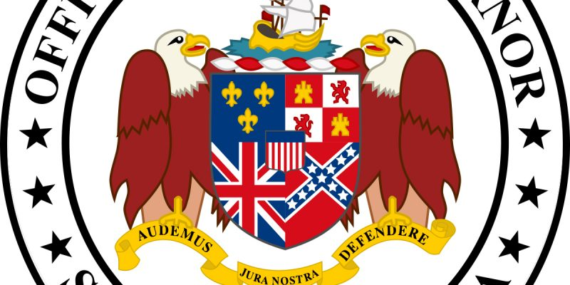 Alabama Governor Seal